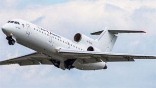 Самолет «Як-42» совершил аварийную посадку в аэропорту Саратова