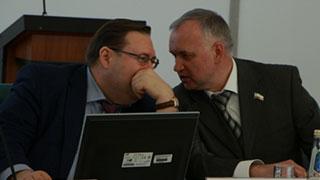Сергей Наумов пожаловался на проблемы потерявшего независимость Эконома