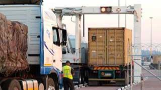 В Саратовской области задержаны 12 большегрузов с Украины