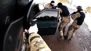 Раскрыты подробности спецоперации по задержанию «БМВ» в Энгельсе