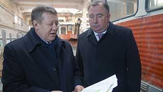 В Москве обсудят вопрос обновления саратовского парка трамваев