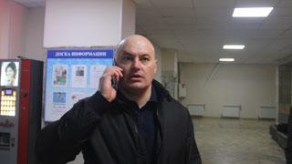 Общественник Малявко объяснил, почему не стал драться с Гелой Цуцкиридзе