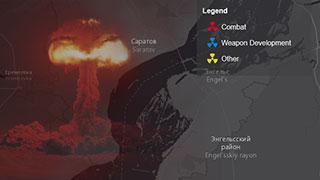 Вблизи Саратова произошло не менее 5 ядерных взрывов