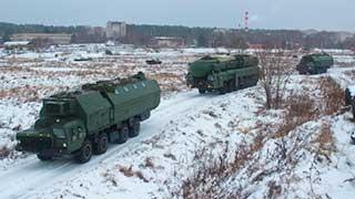 Минобороны РФ проверяет в Татищевском районе боевую готовность