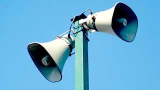 Саратовцев предупредили о предстоящем запуске электросирен