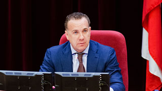 Грищенко призвал администрацию работать по принципу «меньше слов, больше дела»