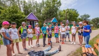 В лагере СГЮА прошел правовой квест для школьников