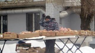 В Заводском районе за неделю выявили более 40 нелегальных торговцев