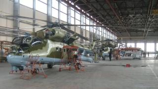 Президент передал «Ростеху» 30% акций авиаремонтного завода Энгельса