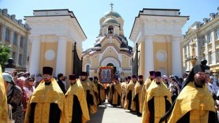 Для проведения крестного хода закроют улицу Московскую