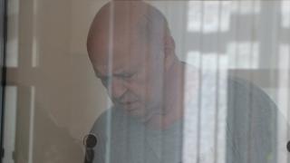 В суде по делу экс-прокурора Владимира Чечина показали видеозапись, где ему передают деньги