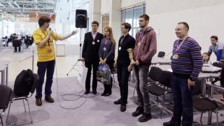 Студенты СГТУ победили на всероссийском технологическом фестивале «PROFEST»