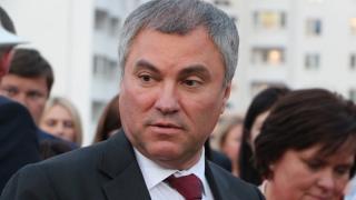 Володин: В Госдуме поддерживают идею президента повысить статус детских омбудсменов