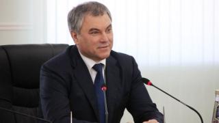 Володин предложил создать базу нуждающихся в паллиативной помощи