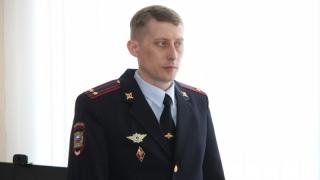 В Петровском районе назначен новый руководитель отдела МВД