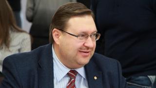 Сергей Наумов отмечает день рождения