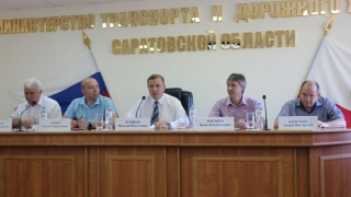 Министр Чуриков отметил помощь «Дорожного контроля» и комиссии облдумы в надзоре за дорогами
