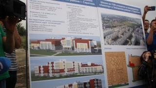 Володин: На строительство школ в Авиаторе и Приволжском выделят свыше 800 млн рублей
