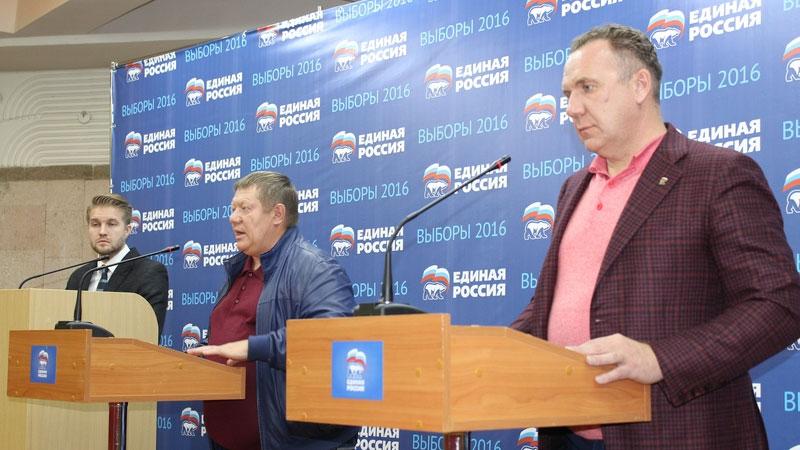 Навыборах в Государственную думу Панков сбольшим отрывом опережает Ашихмина иДерябина
