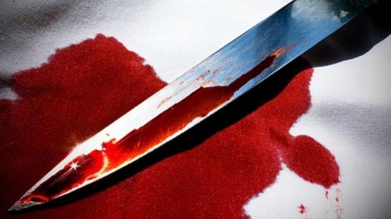 Женщина одним ударом убила набросившегося сконсервным ножом сожителя