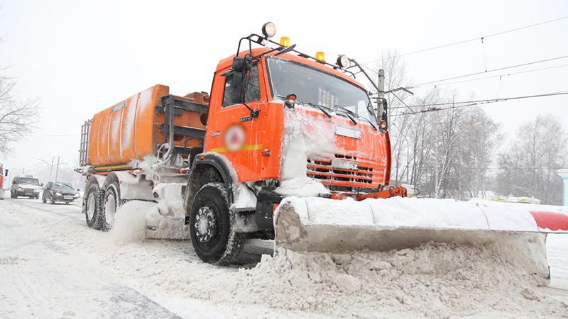 ВСаратове науборку снега отправили 134 единицы техники
